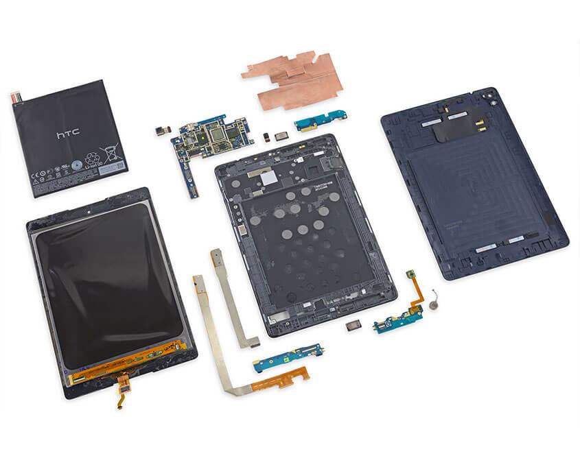 قطعات لپتاپ و موبایل