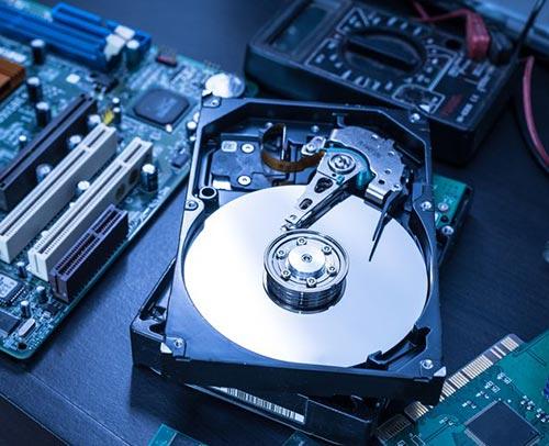 تعمیر هارد لپ تاپ و بازیابی اطلاعات