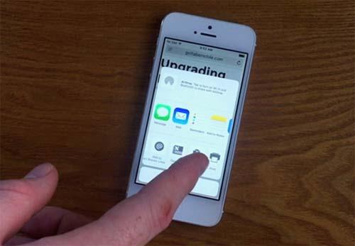 نحوه ی پرینت فایل با استفاده از گوشی یا تبلت