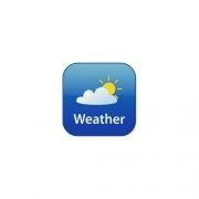 نرم افزار آب و هوا my weather