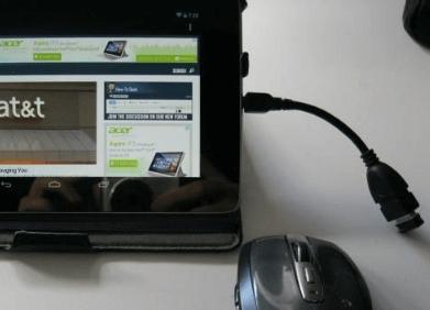 اتصال کیبورد یا موس وایرلس به تبلت و گوشی های اندروید