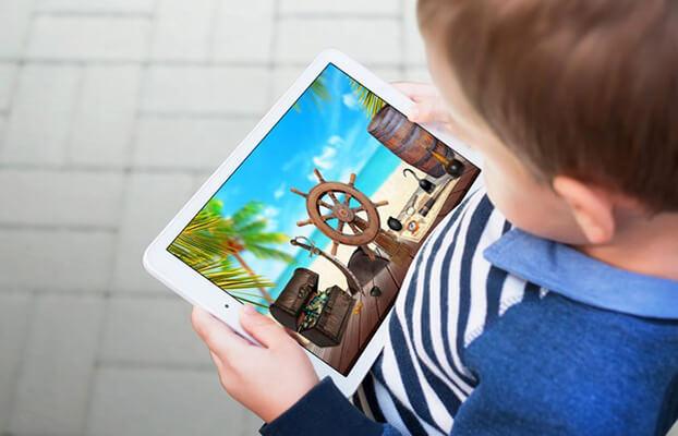 بازی های اندروید مناسب برای کودکان زیر ۵ سال
