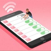 ترفندهای کاهش مصرف اینترنت در آیفون