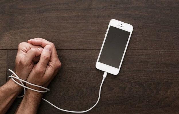 اپلیکیشن ترک اعتیاد به گوشی موبایل