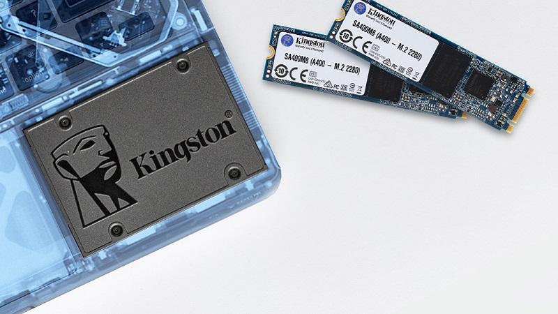اس اس دی اینترنال کینگستون مدل SA400M8