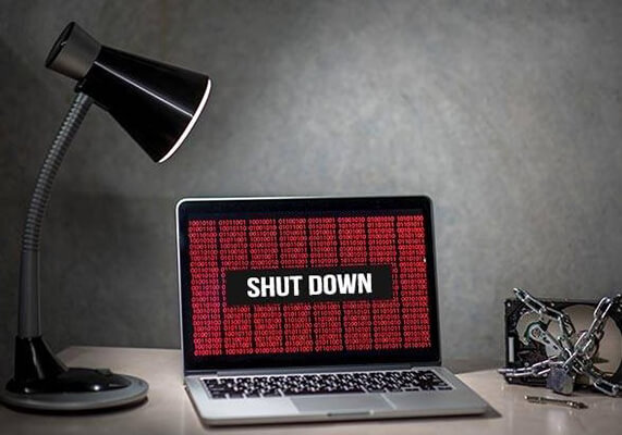 دلیل خاموش شدن ناگهانی لپ تاپ