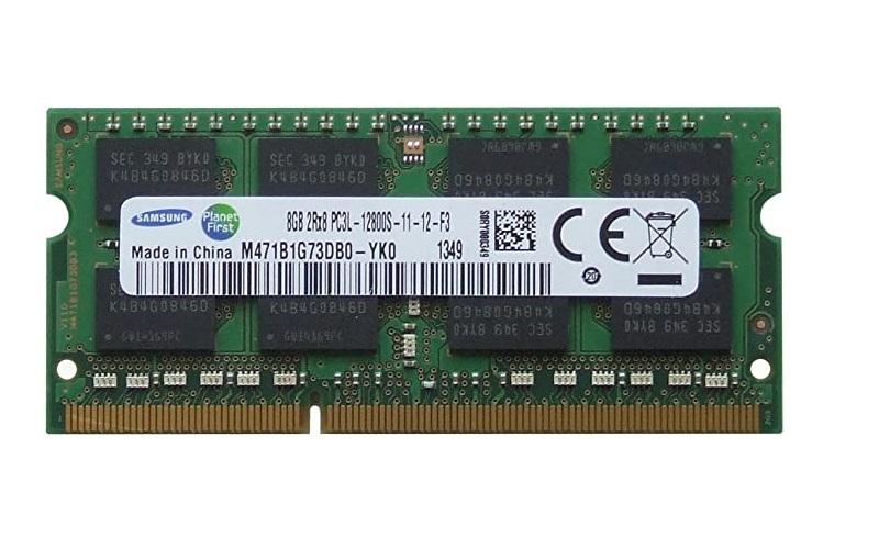 قیمت رم DDR3 مدل pc3l هشت گیگ-10600-1333