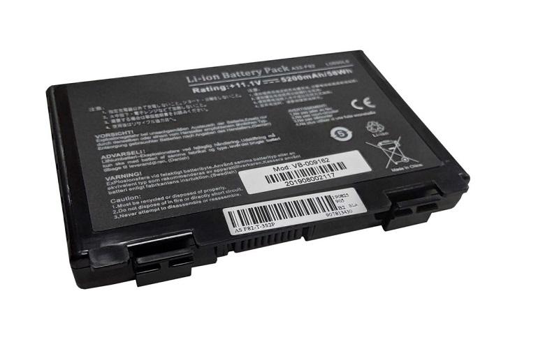 قیمت باتری لپ تاپ ایسوس K40-K50-F82-6Cell