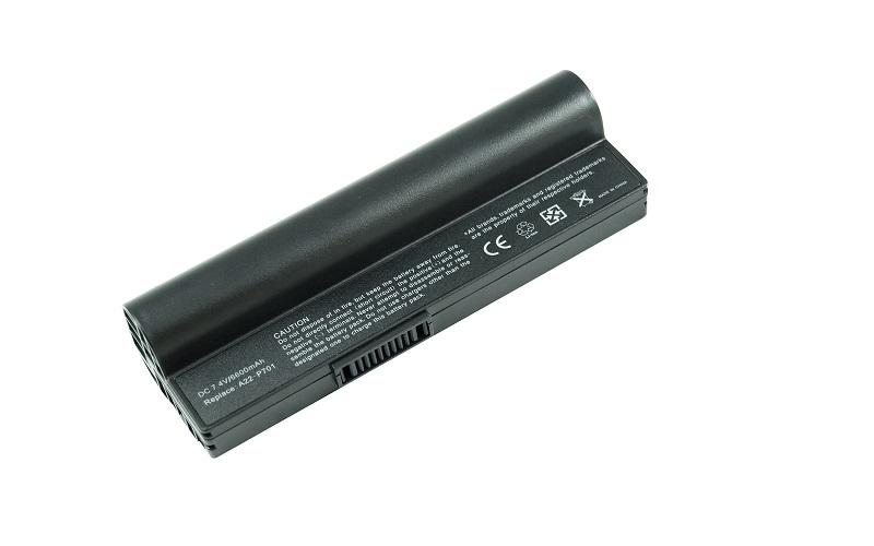 قیمت باتری لپ تاپ ایسوس Eee PC 700-6Cell مشکی