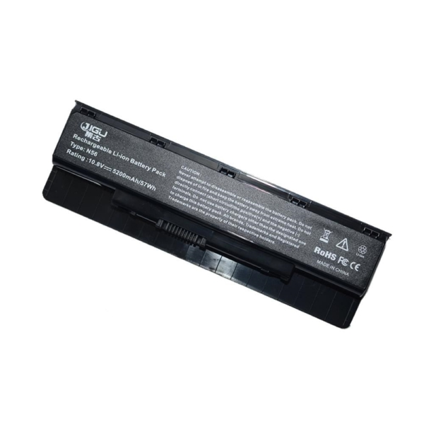 اطلاعات باتری لپ تاپ ایسوس N46-N56-6Cell