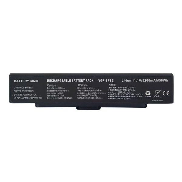 باتری لپ تاپ سونی BPS2-6Cell