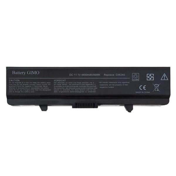 باتری لپ تاپ Inspiron 1525-1545-1440-6CELL