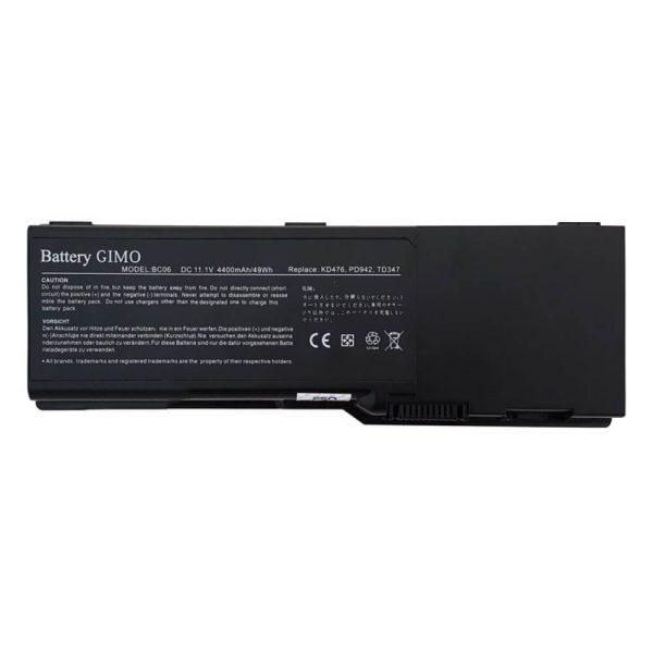 باتری لپ تاپ Inspiron 6400-1501-Vostro 1000-6cell