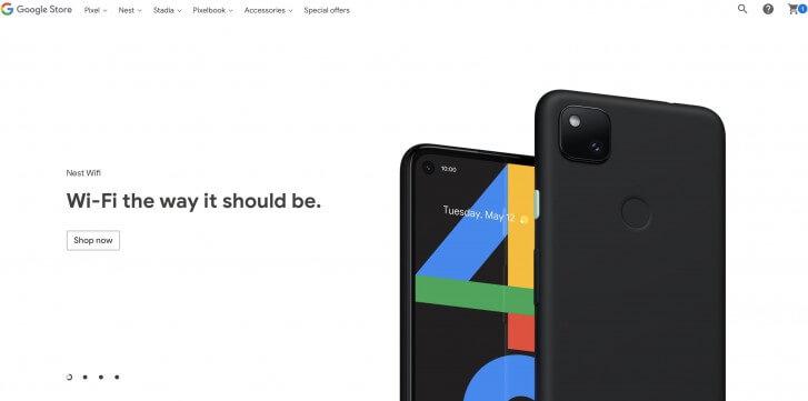 گوگل پیکسل 4a