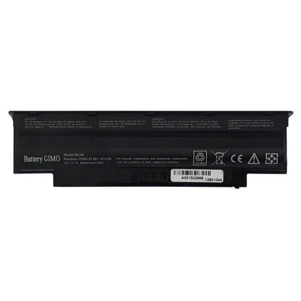 باتری لپ تاپ دل Inspiron 15 N5010-N5110-9Cell