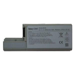 باتری لپ تاپ دل Latitude D531-D820-D830-9Cell
