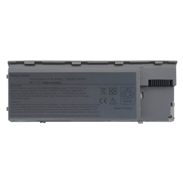 باتری لپ تاپ دل Latitude D620-D630-6Cell