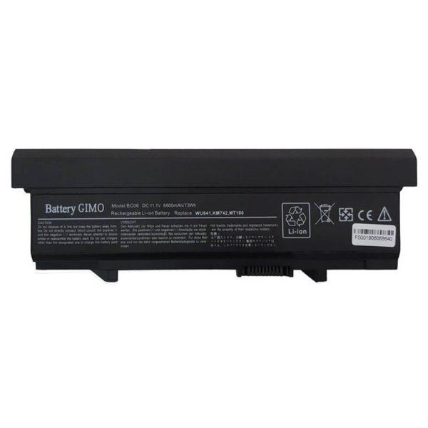 باتری لپ تاپ دل latitude E5400-E5410-9Cell