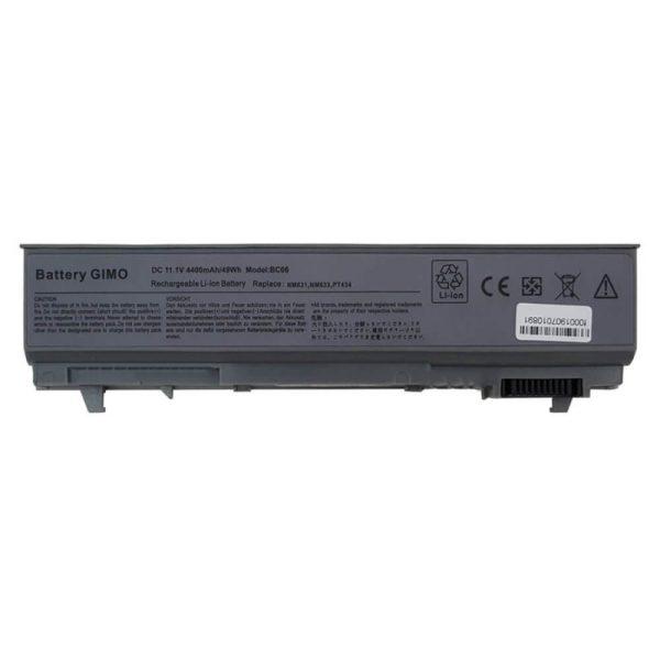 باتری لپ تاپ دل latitude E6400-E6410-6Cell