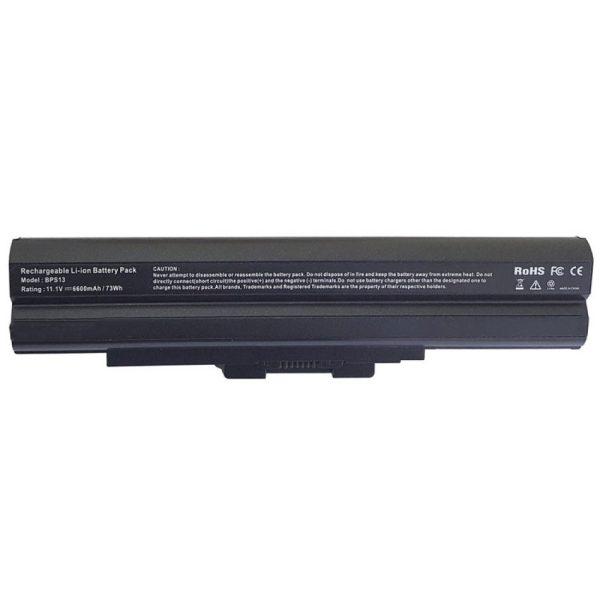 باتری لپ تاپ سونی BPS13-9Cell رنگ مشکی