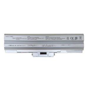 باتری لپ تاپ سونی bps21-6cell نقره ای