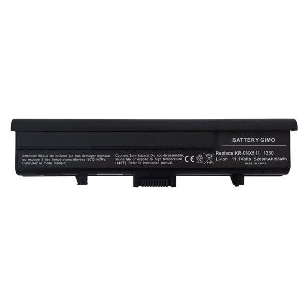 باتری لپ تاپ دل XPS M1330-6Cell