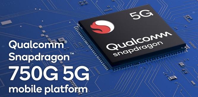 تراشه snapdragon 750G