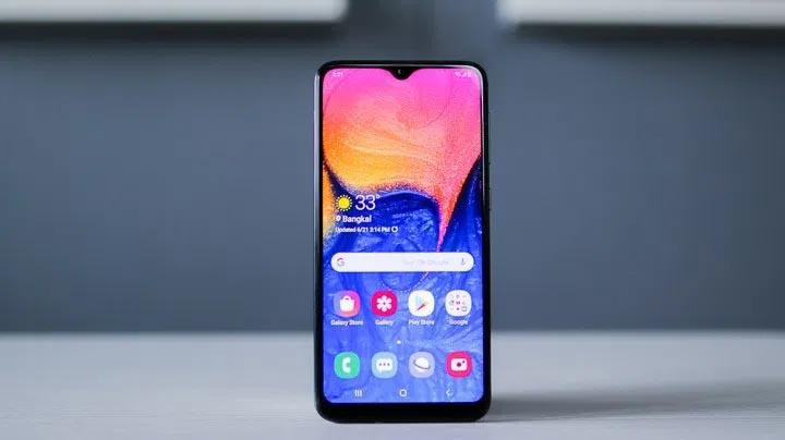 معایب گوشی a10