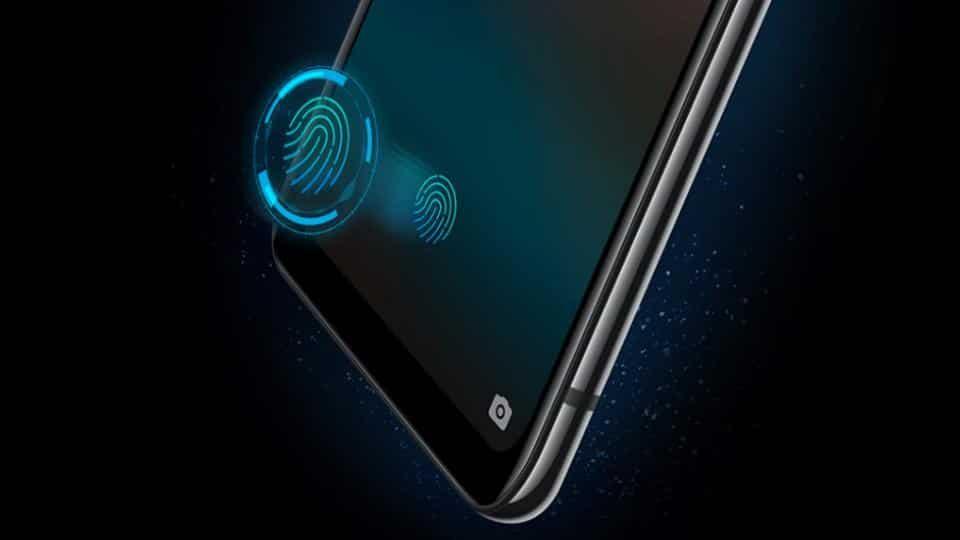 افزایش سرعت حسگر اثر انگشت زیر صفحه نمایشگر