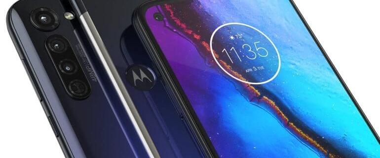 مشخصات موتو g stylus 2021