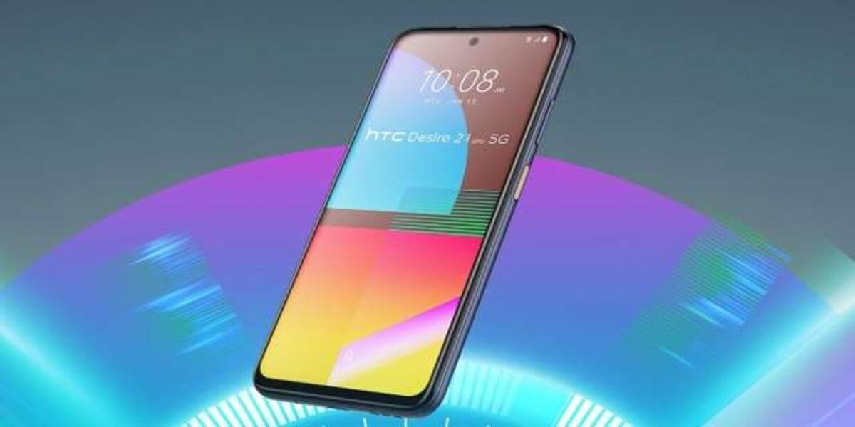 گوشی HTC desire 21 pro 5g