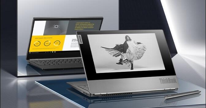 لپ تاپ thinkbook plus gen 2