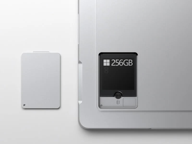 حافظه SSD سرفیس پرو 7 پلاس