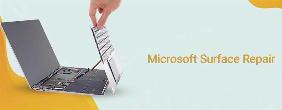 تعمیرات لپ تاپ Surface