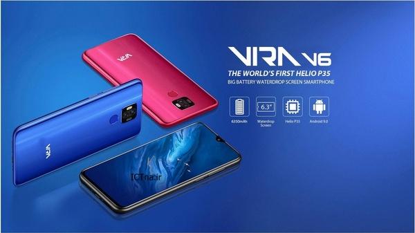 گوشی ویرا v5