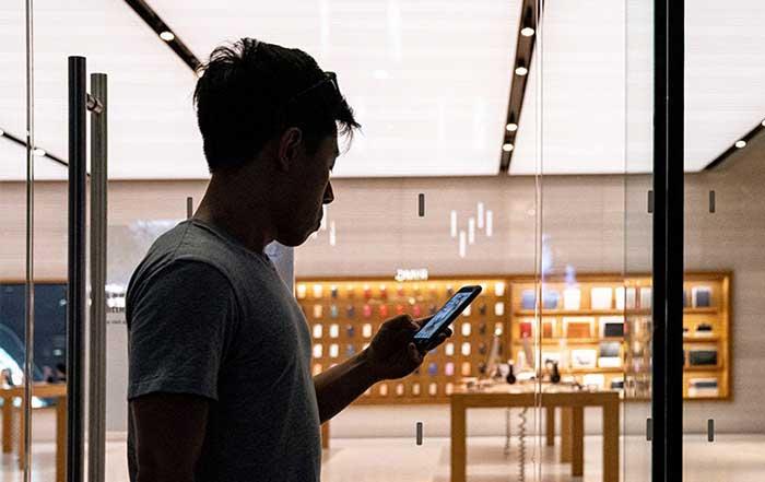 خدمات تعمیر قطعات اپل