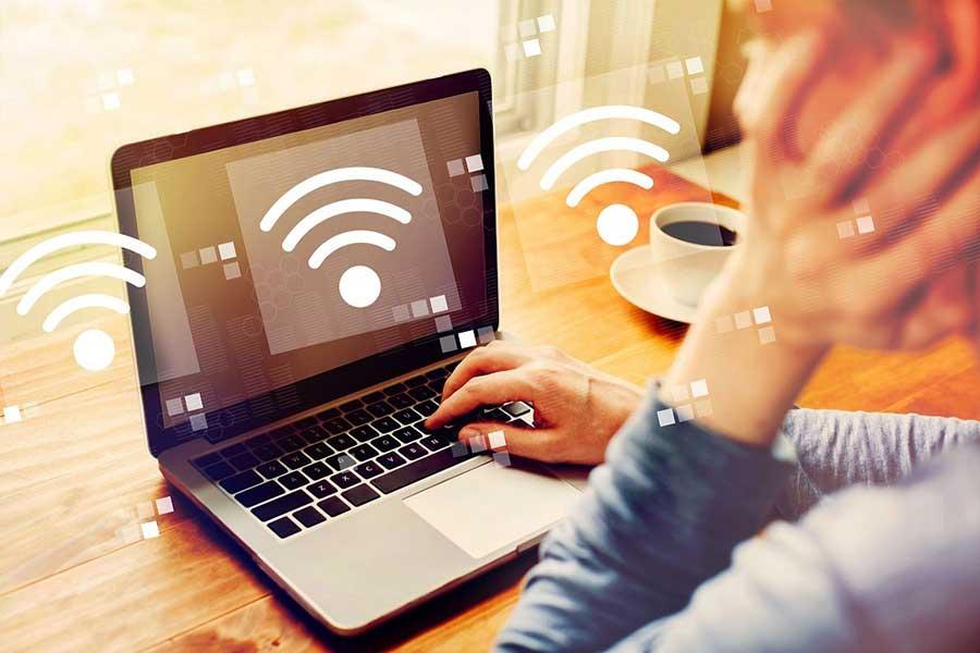 مشکل عدم اتصال لپ تاپ به Wi-Fi