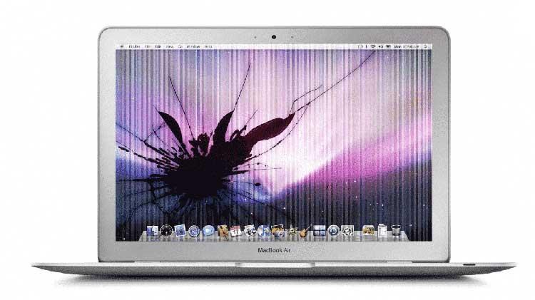 تعویض صفحه نمایش MacBook Pro