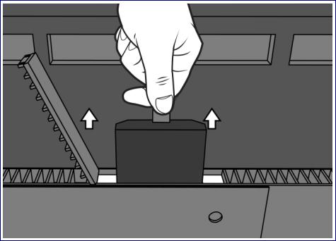 مرحله چهارم تعویض هارد SSD سرفیس