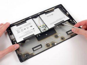 فروش و تعویض باتری سرفیس