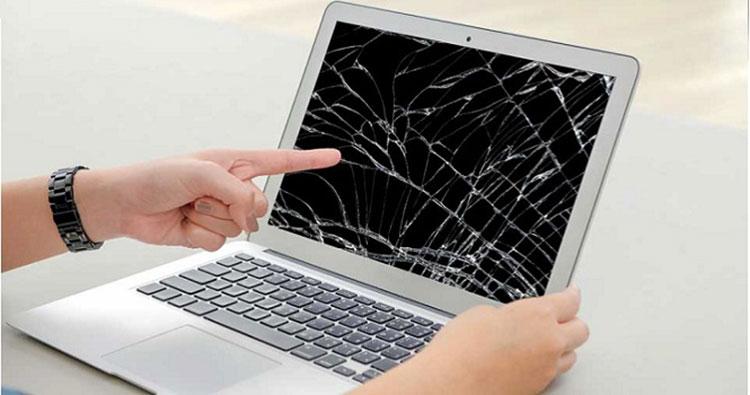 تعمیر صفحه نمایش لپ تاپ