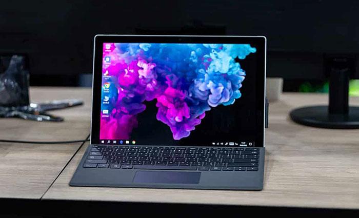 بازیابی دستگاه های Surface Pro
