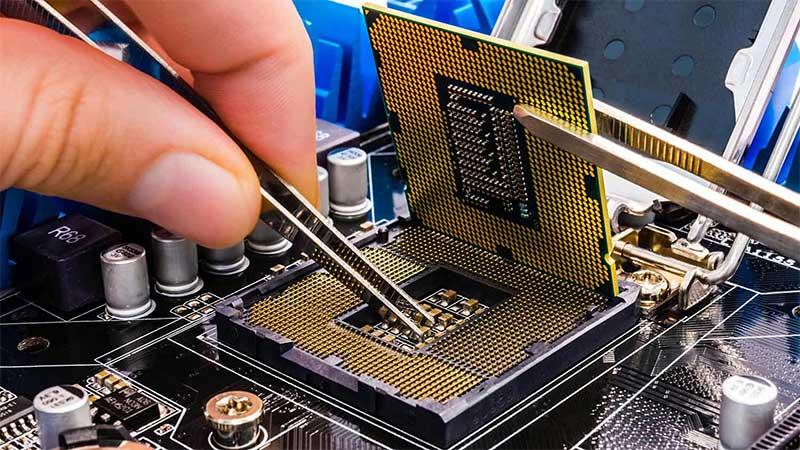 چگونه بفهمیم پردازنده کامپیوتر آسیب دیده است