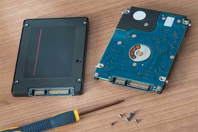 نحوه بررسی هارد دیسک کامپیوتر شما
