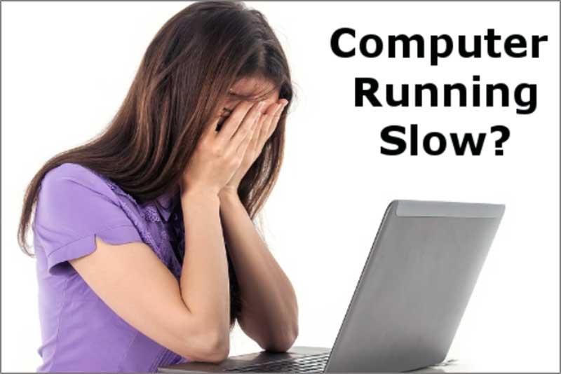 برطرف کردن مشکل کند شدن کامپیوتر