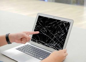 تعمیر صفحه لپ تاپ