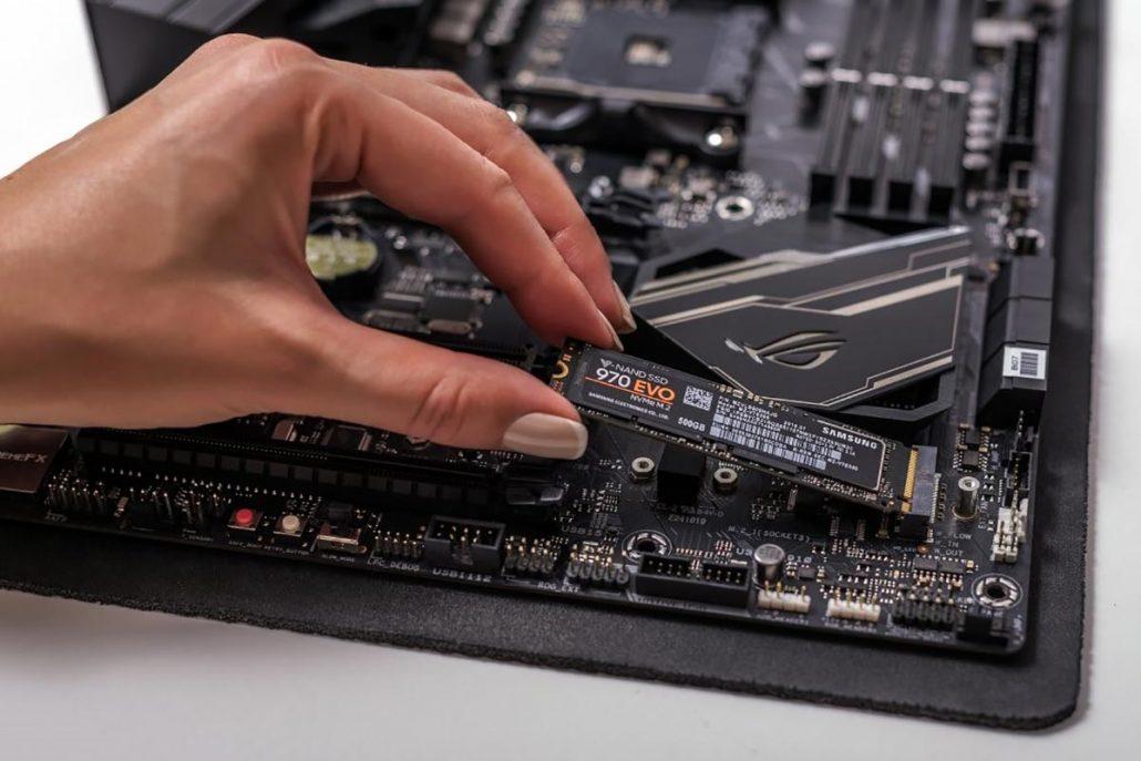 نحوه تعمیر هارد داخلی لپ تاپ