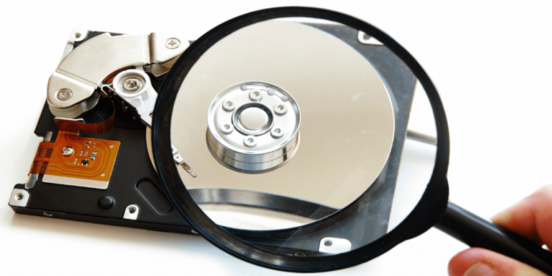 How to erase a hard drive