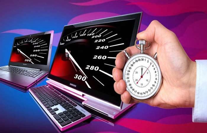 روشهای سخت افزاری که منجر به افزایش سرعت کامپیوتر می شوند